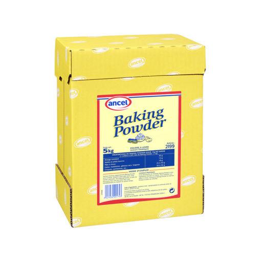 Baking powder poudre à lever levure chimique ancel - Condifa