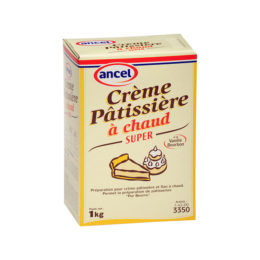 Crème pâtissière à chaud super ancel - Condifa