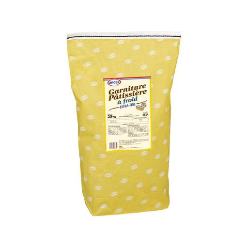 Crème pâtissière à froid extra-fine ancel - Condifa