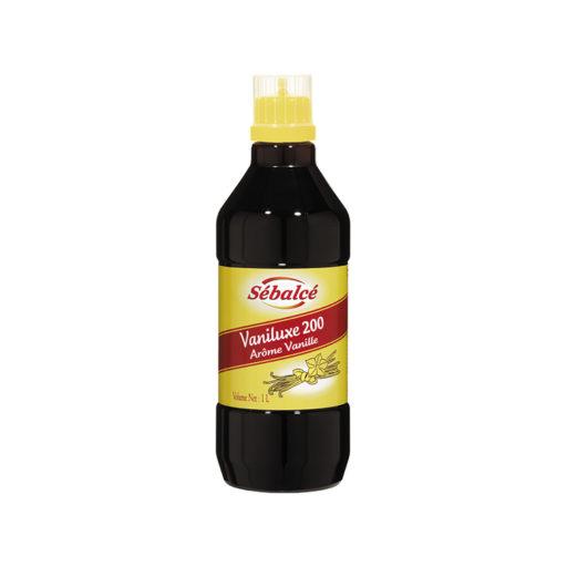 Vaniluxe 200 arôme vanille Sébalcé - Condifa
