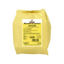 Mousse au parfum chocolat Braun - Condifa