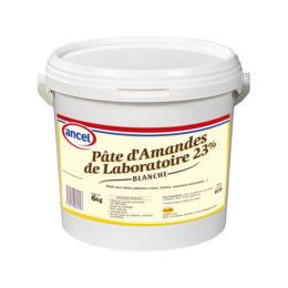 Pâte d'amandes de laboratoire 23% blanche ancel - Condifa