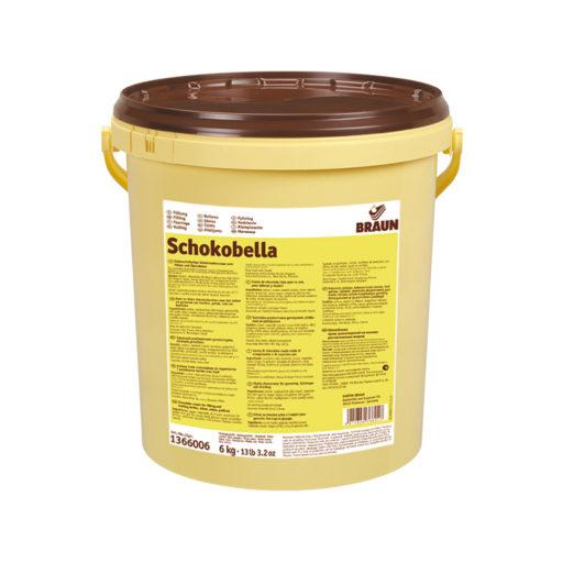 Schokobella crème saveur chocolat Braun - Condifa