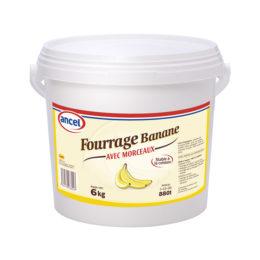 Fourrage banane avec morceaux ancel - Condifa