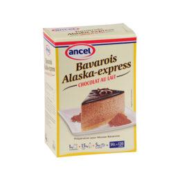 Bavarois alaska express chocolat au lait ancel - Condifa
