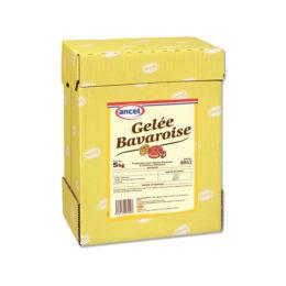 Préparation gelée bavaroise ancel - Condifa