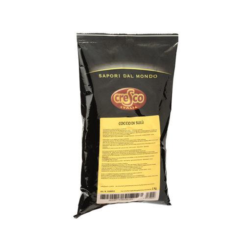 Préparation poudre noix coco glace cocco di sulu cresco - Condifa
