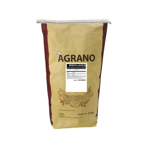 Préparation pain monvillage Agrano - Condifa