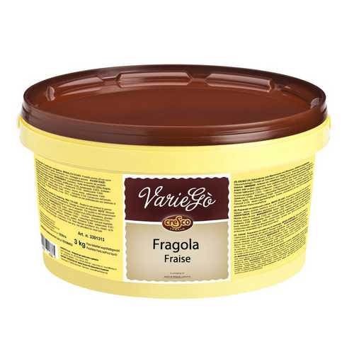 Variego fragola fraise cresco - Condifa