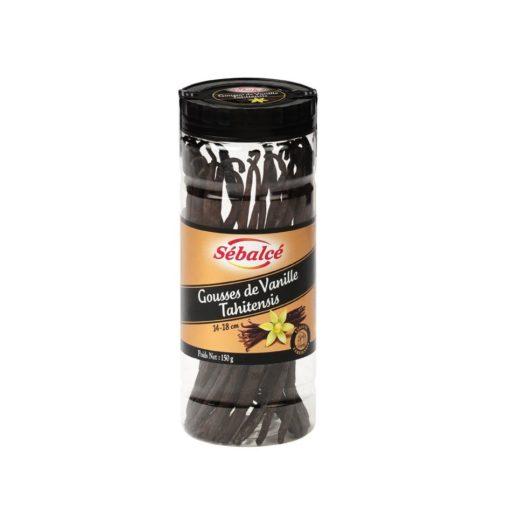 Gousses de vanille Tahitensis Sébalcé - Condifa