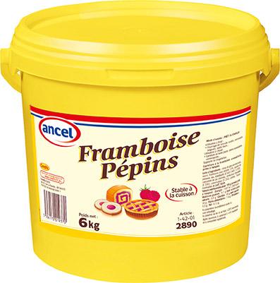 Framboise Pépins 6 kg