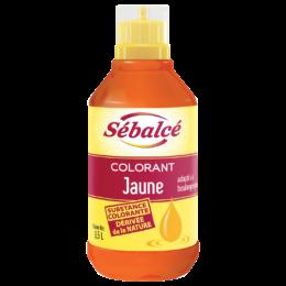 Colorant Jaune Sébalcé