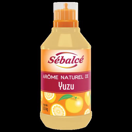 Arôme Naturel de Yuzu Sébalcé 2021