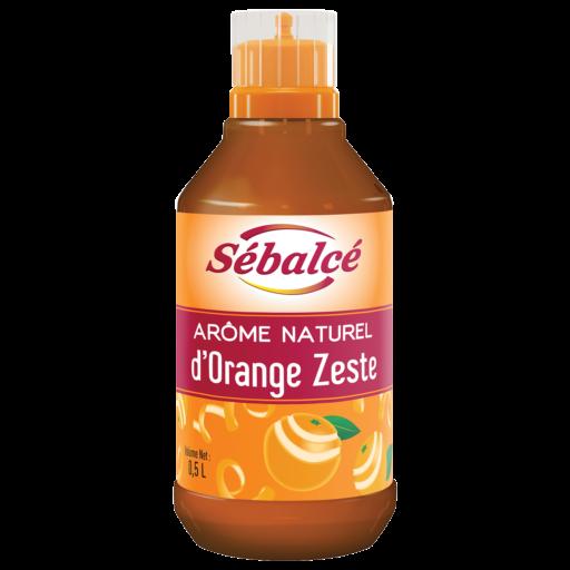Arôme Naturel d'Orange Zeste Sébalcé 2021