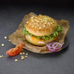 Burger Mexicain Agrano