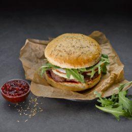 Burger Tomatini Agrano