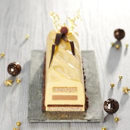 Buche caramel tonka passion - sebalcé - Condifa
