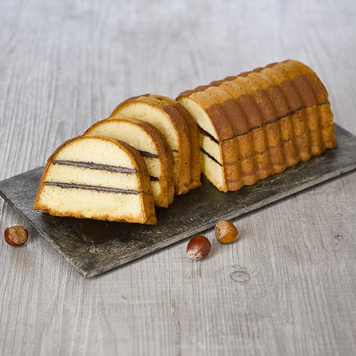 Cake Varésien Cacao-Noisette