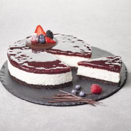 Cheesecake Chocolat Fruits Rouges