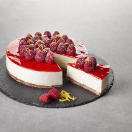 Cheesecake Framboise-Yuzu