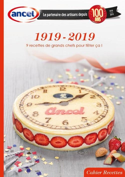 Cahier Recettes 100 ans ancel