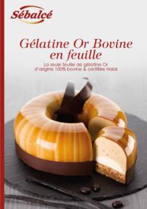 Couverture Doc Gélatine Or Bovine