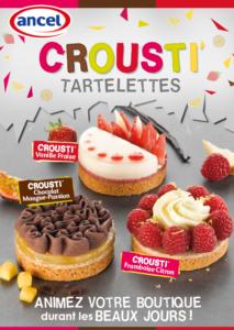 Couverture Argumentaire Crousti'Tartelettes