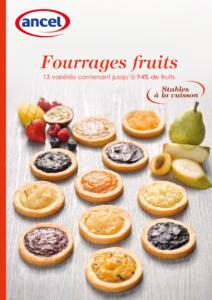 Doc de gamme Fourrages Fruits ancel