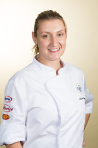 Alexia Santini Equipe de France de Patisserie 2021
