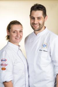 Duo Chocolat Equipe France Patisserie