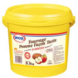 Fourrage pomme façon Tatin - ancel - Condifa