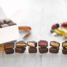 Bonbons Chocolat Croquants