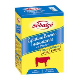 Gélatine Bovine Instantanée Pourdre