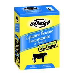 Gelatine Bovine Instantanee en poudre Sebalce Condifa