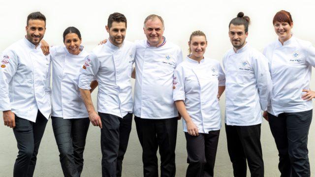 Equipe de France de Pâtisserie