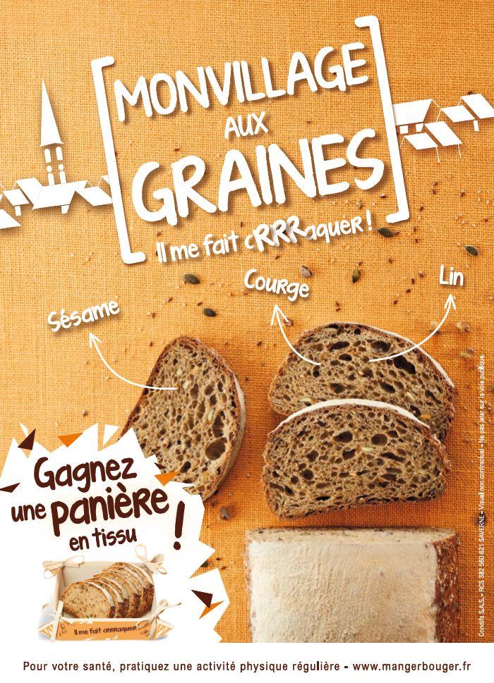 Agrano MonVillage Graine