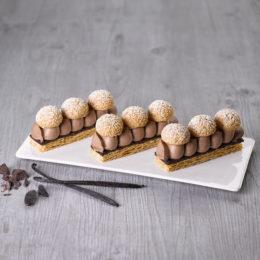 Le Saint-Honoré Chocolat-Vanille-Tonka