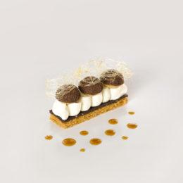 Saint-Honoré Vanille Tahitensis Chocolat