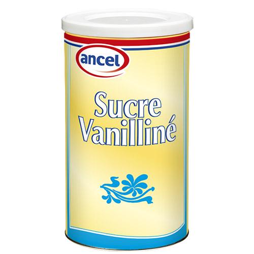 Sucre Vanilliné