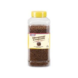 Masquage croquant marron chocolat lait ancel - Condifa