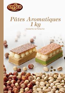 Argumentaire pâtes aromatiques 1 kg cresco - Condifa