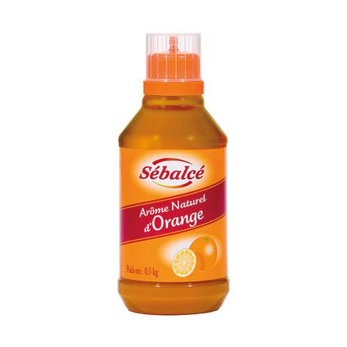 Arôme naturel d'orange Sébalcé - Condifa