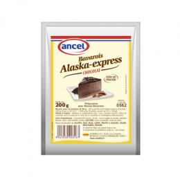 Bavarois alaska express chocolat ancel - Condifa