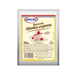 Bavarois alaska express framboise ancel - Condifa