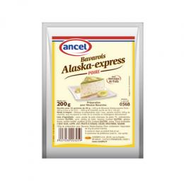 Bavarois alaska express poire ancel - Condifa