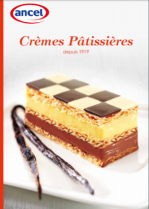 Crèmes Pâtissières