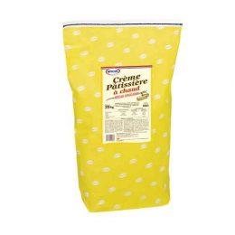 Crème pâtissière à chaud spécial congélation ancel - Condifa