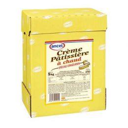 Crème pâtissière à chaud spéciale congélation ancel - Condifa