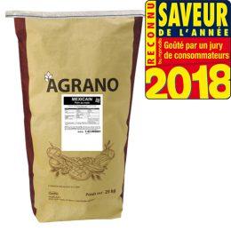 Farine mexicain 100% pain au maïs et aux graines de tournesol Agrano - Condifa