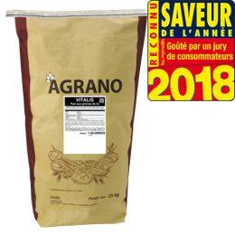 Farine vitalis 100% saveur année 2018 Agrano - Condifa